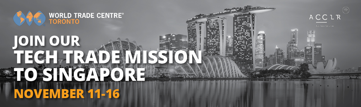Tech Trade Mission to Singapore