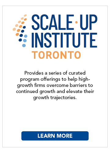 Scale-Up Institute Toronto