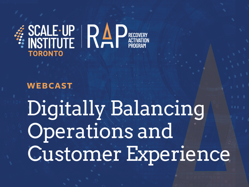 Recovery Activation Program: Digitally Balancing Operations and Customer Experience Image